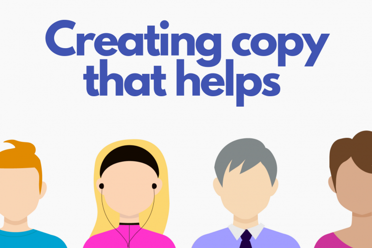 Creating copy that helps